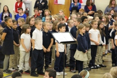 Veterans Day Program, Tamaqua Area Elementary School, Tamaqua, 11-11-2015 (204)