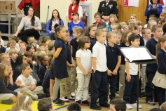 Veterans Day Program, Tamaqua Area Elementary School, Tamaqua, 11-11-2015 (205)