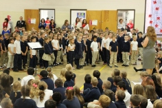 Veterans Day Program, Tamaqua Area Elementary School, Tamaqua, 11-11-2015 (206)
