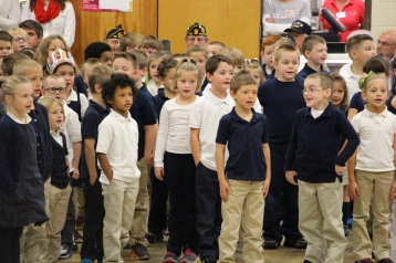 Veterans Day Program, Tamaqua Area Elementary School, Tamaqua, 11-11-2015 (209)