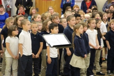 Veterans Day Program, Tamaqua Area Elementary School, Tamaqua, 11-11-2015 (213)