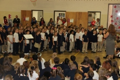 Veterans Day Program, Tamaqua Area Elementary School, Tamaqua, 11-11-2015 (216)