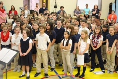 Veterans Day Program, Tamaqua Area Elementary School, Tamaqua, 11-11-2015 (242)