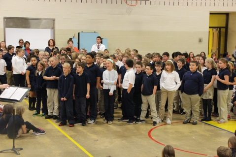 Veterans Day Program, Tamaqua Area Elementary School, Tamaqua, 11-11-2015 (264)