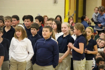Veterans Day Program, Tamaqua Area Elementary School, Tamaqua, 11-11-2015 (265)