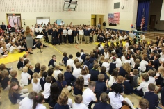 Veterans Day Program, Tamaqua Area Elementary School, Tamaqua, 11-11-2015 (274)