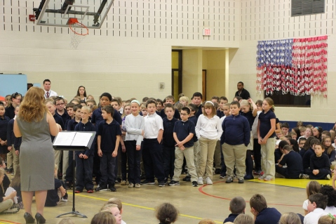 Veterans Day Program, Tamaqua Area Elementary School, Tamaqua, 11-11-2015 (278)