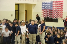 Veterans Day Program, Tamaqua Area Elementary School, Tamaqua, 11-11-2015 (280)