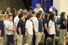 Veterans Day Program, Tamaqua Area Elementary School, Tamaqua, 11-11-2015 (346)