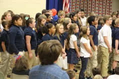 Veterans Day Program, Tamaqua Area Elementary School, Tamaqua, 11-11-2015 (349)
