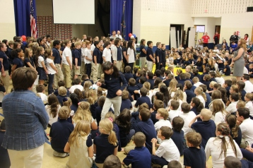 Veterans Day Program, Tamaqua Area Elementary School, Tamaqua, 11-11-2015 (354)