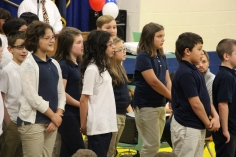 Veterans Day Program, Tamaqua Area Elementary School, Tamaqua, 11-11-2015 (360)