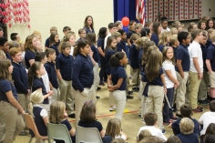 Veterans Day Program, Tamaqua Area Elementary School, Tamaqua, 11-11-2015 (374)