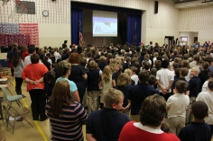 Veterans Day Program, Tamaqua Area Elementary School, Tamaqua, 11-11-2015 (396)