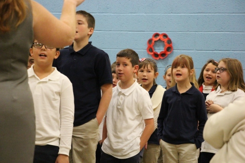 Veterans Day Program, TASD, West Penn Elementary School, West Penn, 11-12-2015 (131)