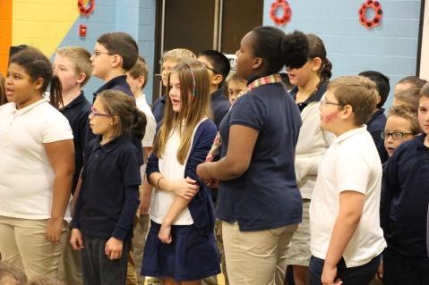 Veterans Day Program, TASD, West Penn Elementary School, West Penn, 11-12-2015 (146)