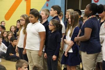 Veterans Day Program, TASD, West Penn Elementary School, West Penn, 11-12-2015 (147)