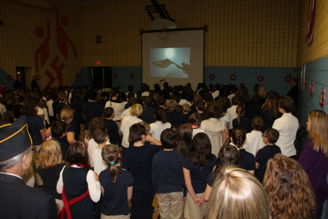 Veterans Day Program, TASD, West Penn Elementary School, West Penn, 11-12-2015 (213)