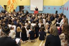 Veterans Day Program, TASD, West Penn Elementary School, West Penn, 11-12-2015 (3)