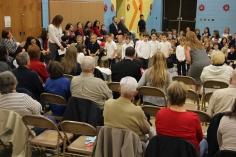 Veterans Day Program, TASD, West Penn Elementary School, West Penn, 11-12-2015 (7)