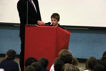 Veterans Day Program, TASD, West Penn Elementary School, West Penn, 11-12-2015 (85)