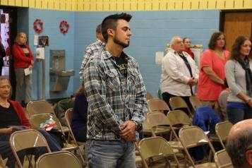 Veterans Day Program, TASD, West Penn Elementary School, West Penn, 11-12-2015 (96)