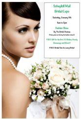 1-9-2016, Bridal Expo, Schuylkill Mall, Frackville