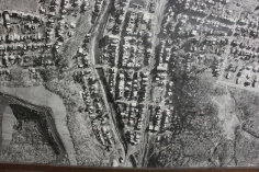 Aerial Photograph of Tamaqua, Borough Hall, Tamaqua, 1970s (103)
