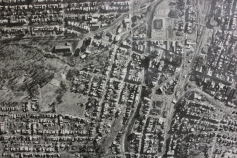 Aerial Photograph of Tamaqua, Borough Hall, Tamaqua, 1970s (50)