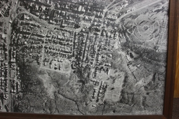 Aerial Photograph of Tamaqua, Borough Hall, Tamaqua, 1970s (65)