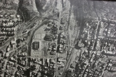 Aerial Photograph of Tamaqua, Borough Hall, Tamaqua, 1970s (73)