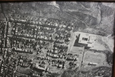 Aerial Photograph of Tamaqua, Borough Hall, Tamaqua, 1970s (76)