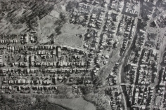 Aerial Photograph of Tamaqua, Borough Hall, Tamaqua, 1970s (91)