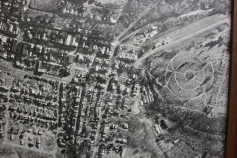 Aerial Photograph of Tamaqua, Borough Hall, Tamaqua, 1970s (96)