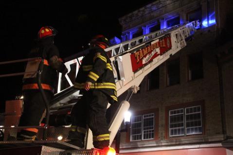 Apartment Building Fire, 45 West Broad Street, Tamaqua, 12-19-2015 (141)