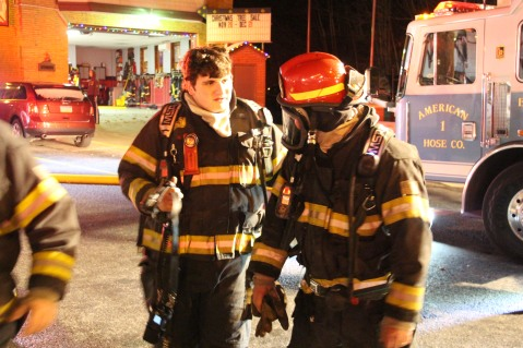 Apartment Building Fire, 45 West Broad Street, Tamaqua, 12-19-2015 (207)