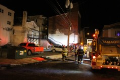 Apartment Building Fire, 45 West Broad Street, Tamaqua, 12-19-2015 (220)