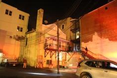 Apartment Building Fire, 45 West Broad Street, Tamaqua, 12-19-2015 (3)