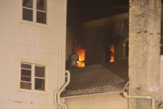 Apartment Building Fire, 45 West Broad Street, Tamaqua, 12-19-2015 (45)