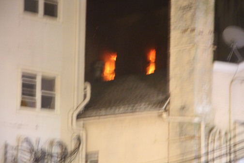 Apartment Building Fire, 45 West Broad Street, Tamaqua, 12-19-2015 (57)