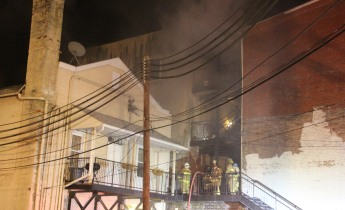Apartment Building Fire, 45 West Broad Street, Tamaqua, 12-19-2015 (75)