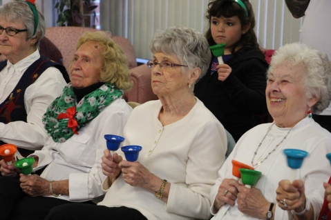 Bells, Older and Bolder Senior Group, via Tamaqua Salvation Army, at ABC Hi-Rise, Tamaqua, 11-30-20 (11)