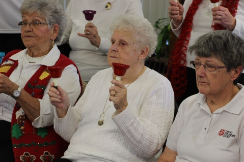 Bells, Older and Bolder Senior Group, via Tamaqua Salvation Army, at ABC Hi-Rise, Tamaqua, 11-30-20 (14)