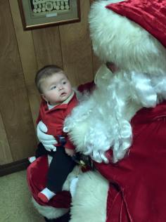 Childrens Christmas Party, photos via Chrissie Ristila, Tamaqua American Legion, Tamaqua (30)