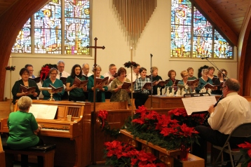 Christmas Cantata, St. John's United Church of Christ, Tamaqua, 12-13-2015 (14)