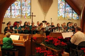 Christmas Cantata, St. John's United Church of Christ, Tamaqua, 12-13-2015 (14)