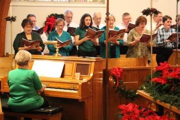 Christmas Cantata, St. John's United Church of Christ, Tamaqua, 12-13-2015 (15)