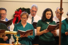 Christmas Cantata, St. John's United Church of Christ, Tamaqua, 12-13-2015 (17)