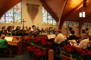 Christmas Cantata, St. John's United Church of Christ, Tamaqua, 12-13-2015 (26)