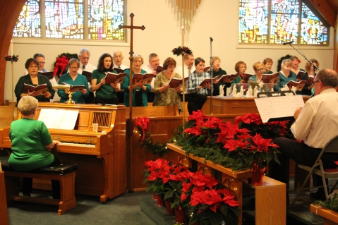 Christmas Cantata, St. John's United Church of Christ, Tamaqua, 12-13-2015 (27)